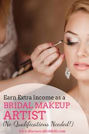 how do i become a makeup artist become a bridal makeup artist earn income bridal makeup
