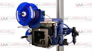 manual label applicator machine lm 3605 print u0026 apply u2013 label mill