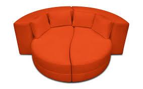 bass industries avanti leather sectional sofa