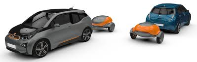 nomad car self driving nomadic power battery trailers are the new gas cans