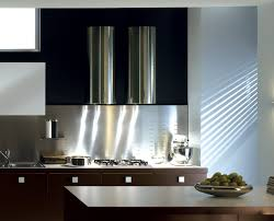 modern kitchen exhaust fans great looking double cylindra hoods by faber sleek modern and