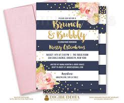 brunch bridal shower invites brunch bubbly invitation bridal shower invite pink peonies