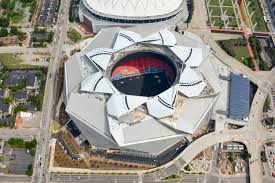 an exclusive look at the atlanta falcons brand new stadium photos