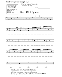 free sheet music downloads music education note spellers bass clef