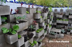 attractive cinder block garden wall cinder block garden wall