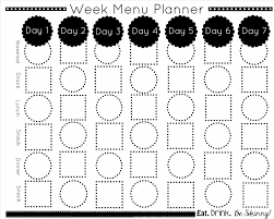 weekly family meal planner template meal plan templates google search meal weekly menu templates plan plan free family recipe templates above available for free weekly menu templates family recipe templates above available