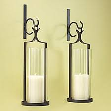 Silver Candle Wall Sconces Do Your Walls Need Love Get Inspired Here House Pinterest