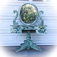 Shabby Chic Vanity Table Shabby Chic Vanity Ebay