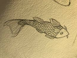 how to draw a koi fish 7 steps with pictures wikihow