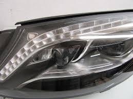 mercedes s class headlights 14 16 mercedes benz w222 s550 s63 s class left headlight led afs