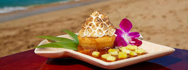 baked hawaii pineapple upside down cake tahitian vanilla ice