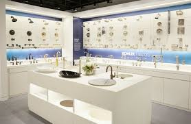 kitchen faucets stores kohler signature store opens in kansas city by supply