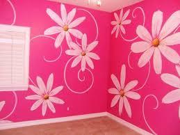 bedroom beautiful pink cute design little bedroom flower