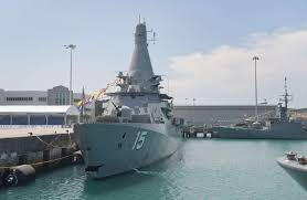 Singapore Navy Flag Singapore U0027s First Littoral Mission Vessel Rss Independence Now