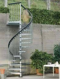 arke treppen fontanot außentreppe arke civik zink stabile einfach zu