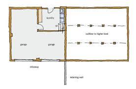 Tri Level House Plans 1970s 1970s Typical Building Form Branz Renovate