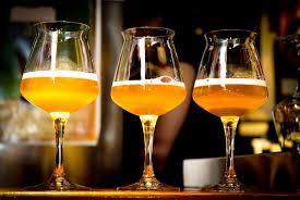 bicchieri birra belga ricette toscane e birra guida ad un abbinamento insolito