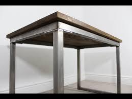 Handmade Industrial Furniture - vintage handmade industrial desk and furniture makers based in the