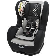 siege auto 0 a 18kg nania siège auto cosmo sp luxe noir gris groupe 1 achat vente