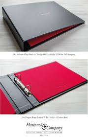 leather album company 9 best corporate or company presentation folders boxes images on