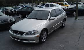 altezza lexus is300 just bought a sportcross new to lexus period lookin to do