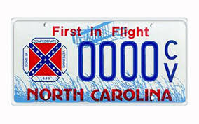 Different Confederate Flags Mccrory Wants End To Confederate Battle Flag On Nc License Plates