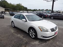 maxima nissan white 2006 nissan maxima in south carolina for sale used cars on