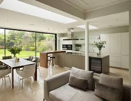 modern kitchen living room ideas cool open plan kitchen dining living room modern 68 about remodel