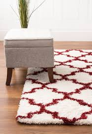red shag rug red shag area rug shaggy rug shaw area rugs ultra