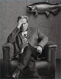 Jeff Bridges Home by Viggo Mortensen Adam Driver More Come Together For W Magazine