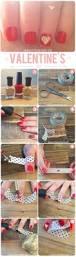 20 ridiculously cute valentine u0027s day nail art designs diy u0026 crafts