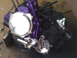 seymour alumi blast engine painting kawasaki atv forum