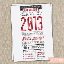 high school graduation party invitations high school college graduation party invitation by elleol
