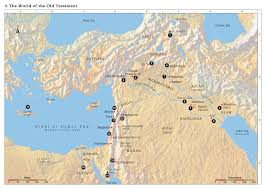 Where Is Syria On The Map by Bible Maps