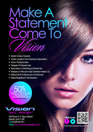 vision hair extensions vision 2014 flyer shams4print yahoo salons