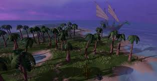 Rs07 Map Uncharted Isles Runescape Wiki Fandom Powered By Wikia