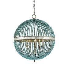 Orb Light Fixture by Buy The Alberto Orb Chandelier By Currey U0026 Company