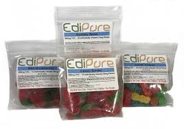 edible thc products edipure edible gummies 250mg thc 4 flavors bud oc
