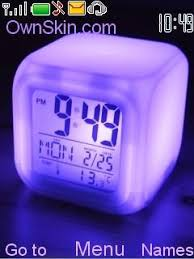 nokia 5130c mobile themes free nokia 5130 digital clock theme software download