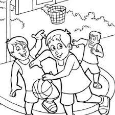 basketball coloring pages nba basketball player assist in nba coloring page basketball player