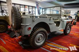 military jeep tan 2017 sema omix ada 1941 willys ma