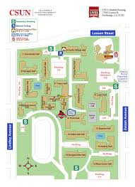 Rose State College Map by Bamboo Terrace At Geronimo U0027s California State University Northridge