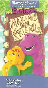 making friends barney wiki fandom powered wikia