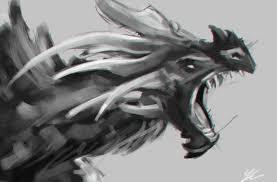 dragon sketch by lesdessinsdeyann on deviantart