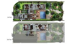 best luxury private villa bali the strand residence st regis bali download floor plan virtual tour