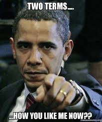 How To Make A Meme With Two Pictures - two terms how you like me now angry obama make a meme