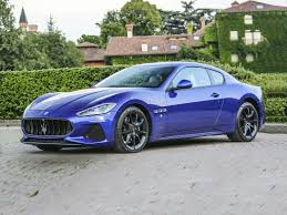 maserati 2018 2018 maserati granturismo vs other vehicles overview