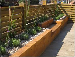 Backyard Planter Box Ideas Backyards Terrific Movable Privacy Fence On Casters With Built