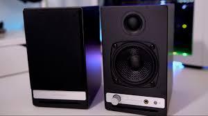 best hifi desk speakers audioengine hd3 w bluetooth youtube