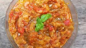 cuisiner tomates compotée d aubergines à la tomate recette par cuisiner en paix